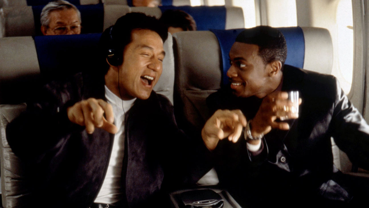 Rush Hour Jackie Chan Chris Tucker Still - H 2014