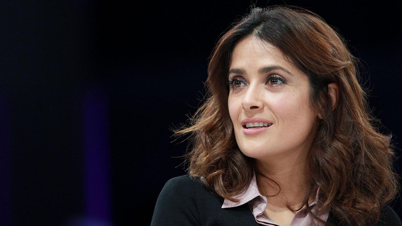 Salma Hayek - H 2014