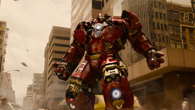 Avengers: Age of Ultron Trailer Screengrab - H 2014