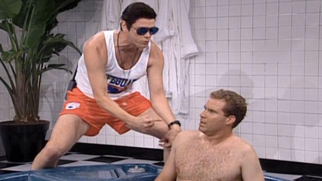 Jim Carrey SNL 1996 - H 2014