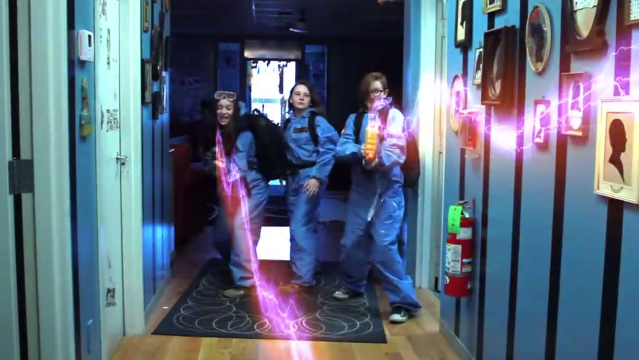 Middle School Parody Trailer - H 2014