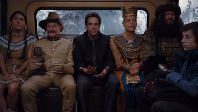 Night at the Museum 3 Still - H 2014