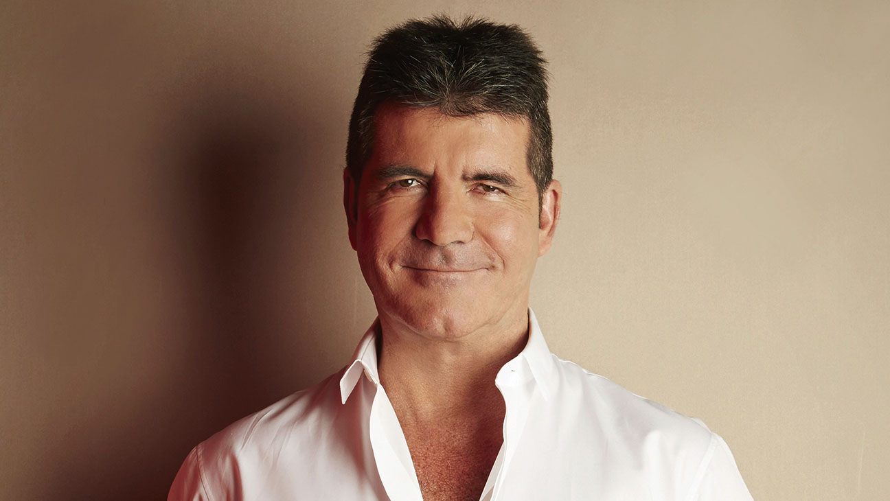 Simon Cowell X Factor Headshot - H 2014