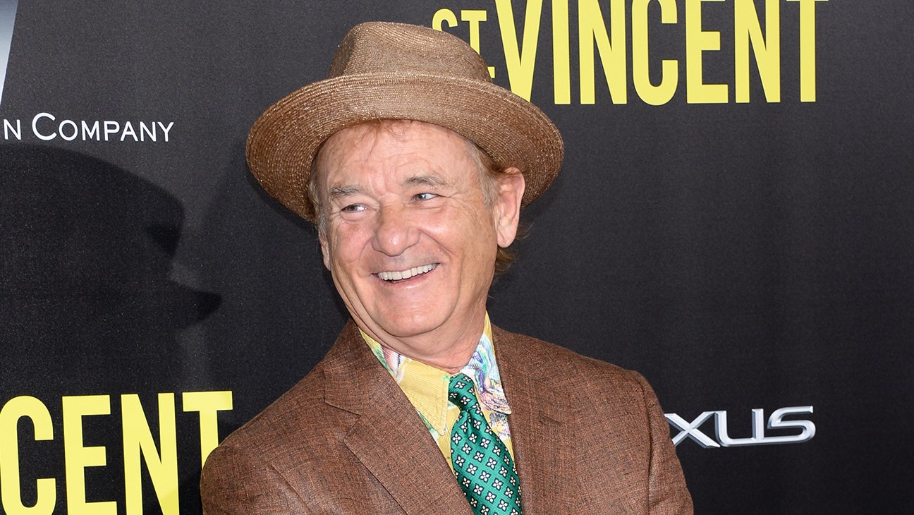 St. Vincent Premiere Bill Murray H 2014