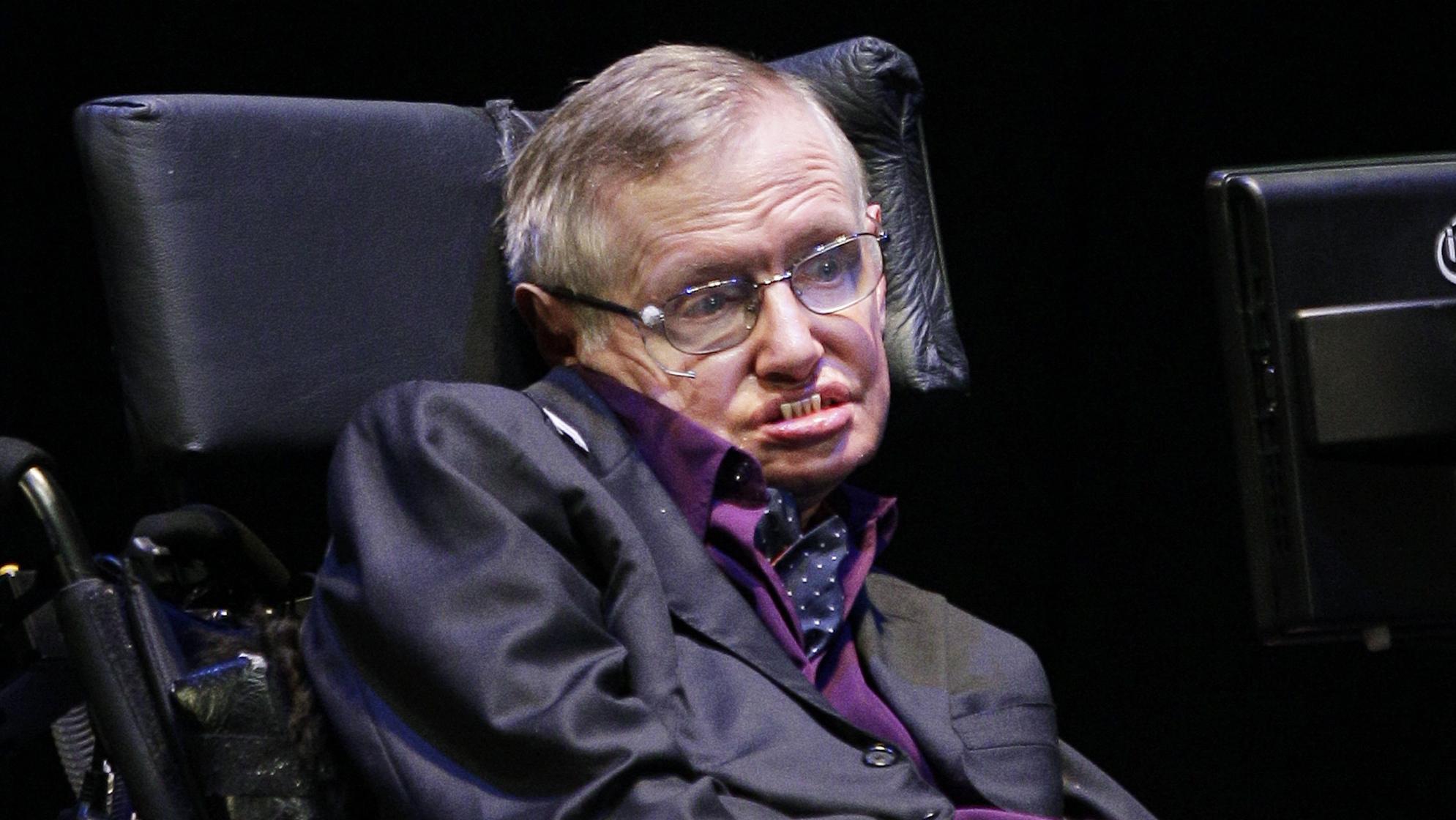 Stephen Hawking - H 2014