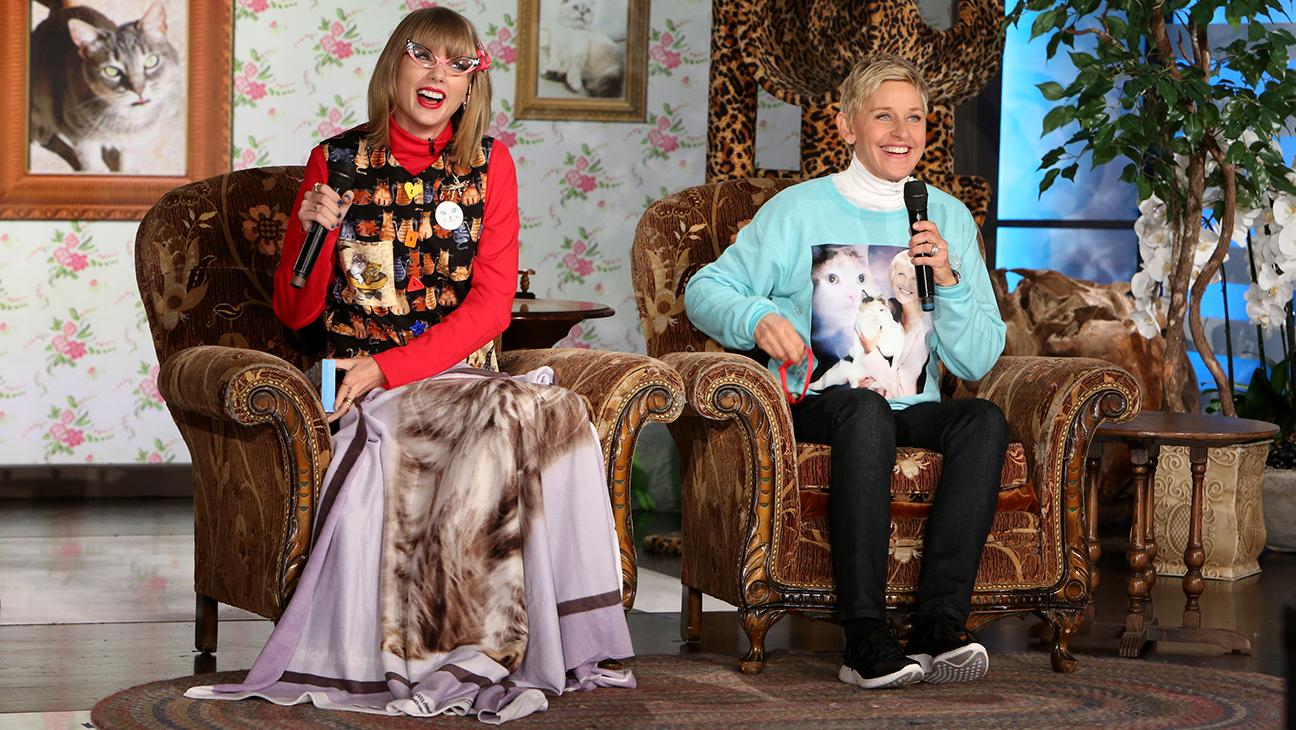 Taylor Swift Ellen H 2014