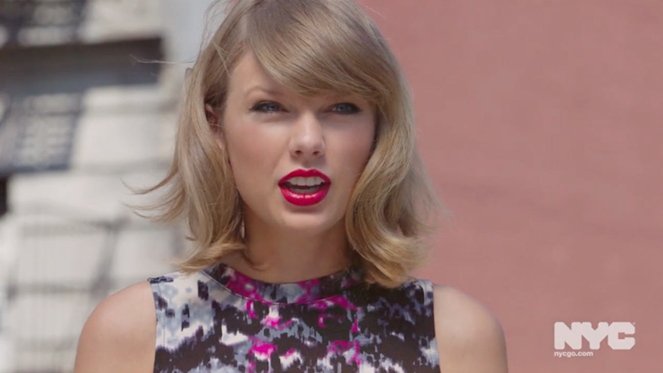 Taylor Swift Welcome to New York Promo H 2014