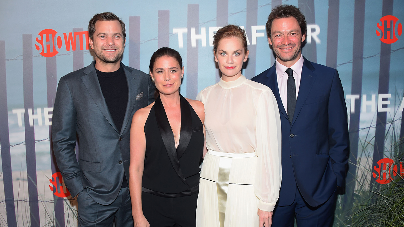 The Affair Joshua Jackson Maura Tierney Ruth Wilson Dominic West H 2014