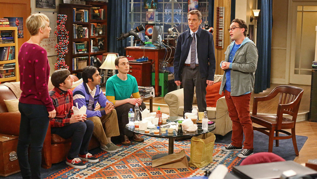 The Big Bang Theory The Misinterpretation Agitation Still - H 2014