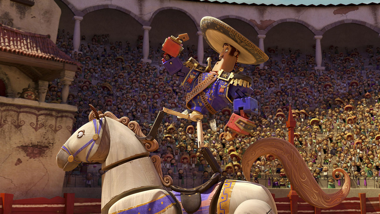 The Book of Life Still - H 2014
