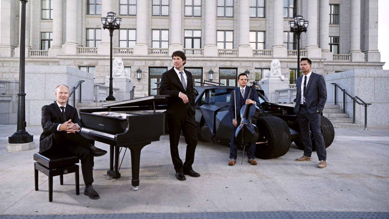 The Piano Guys H 2014