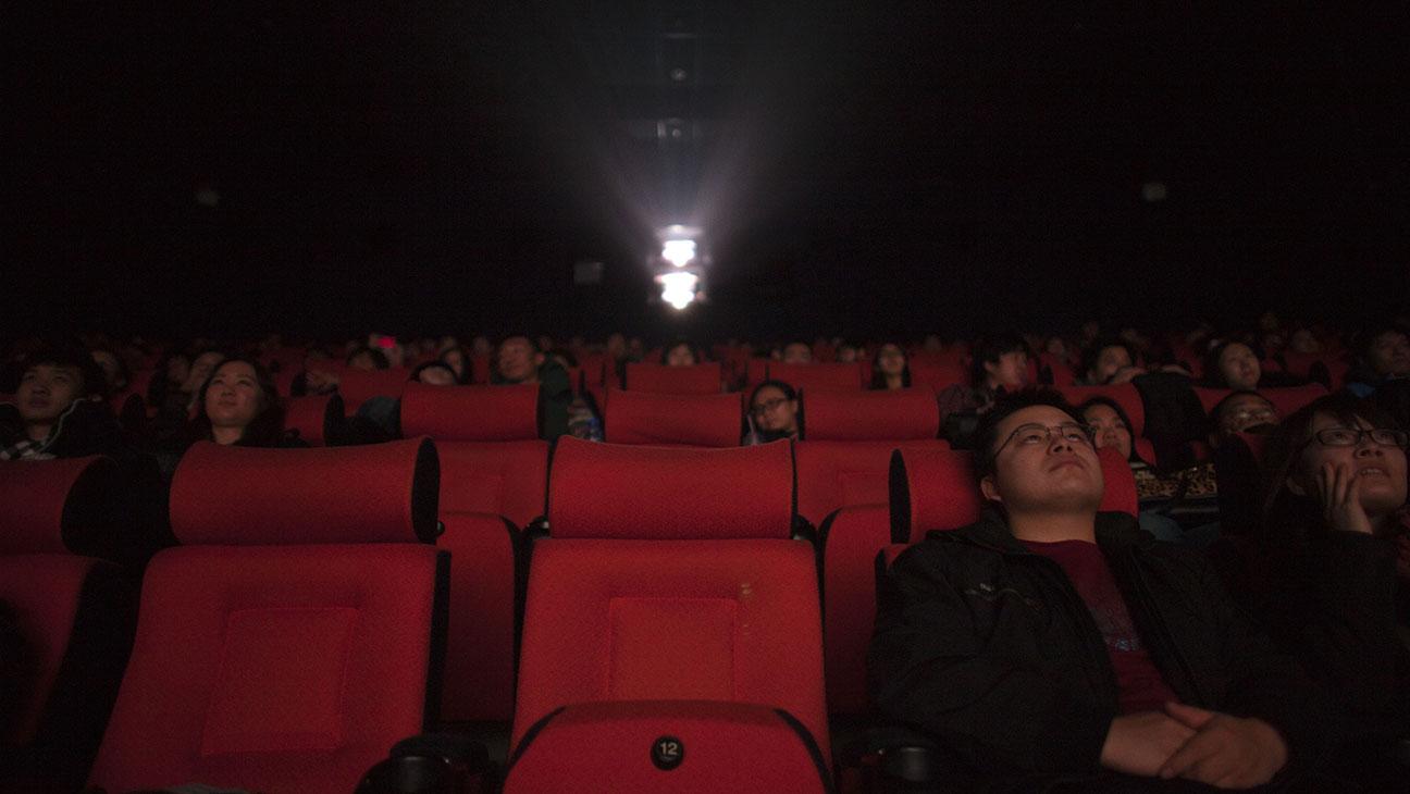 Theater Interior - H 2014