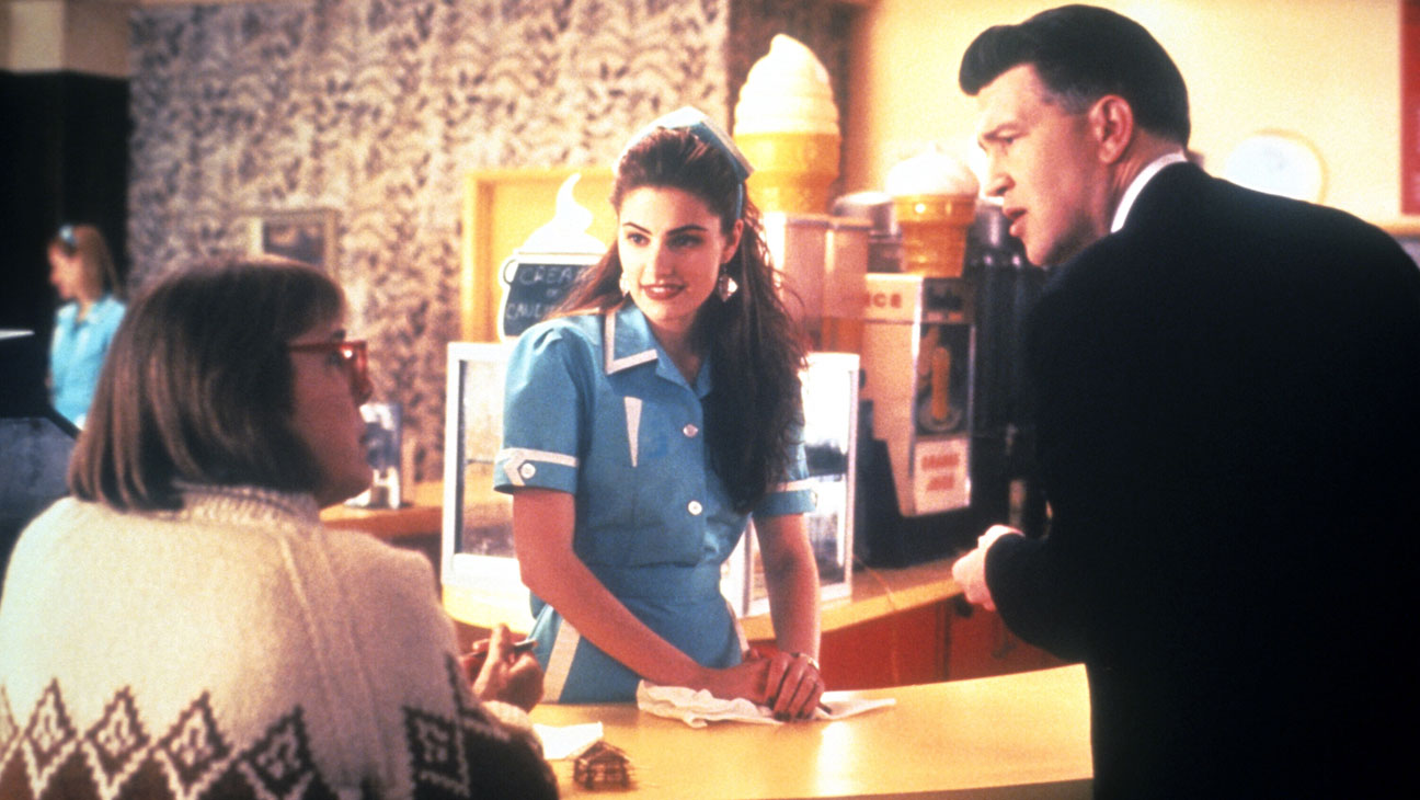 Twin Peaks TV Still Four - H 2014