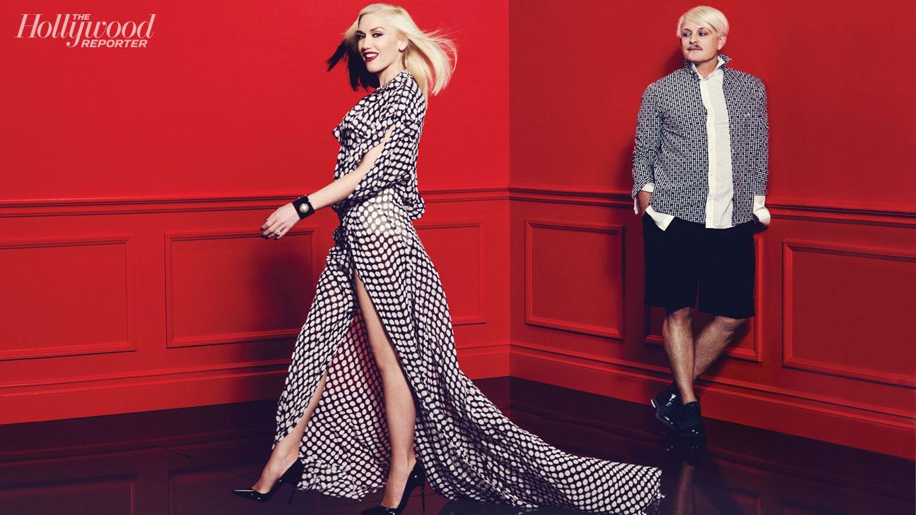 Gwen Stefani and Danilo