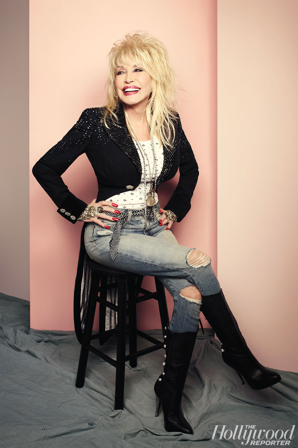 Parton on Her Business Style