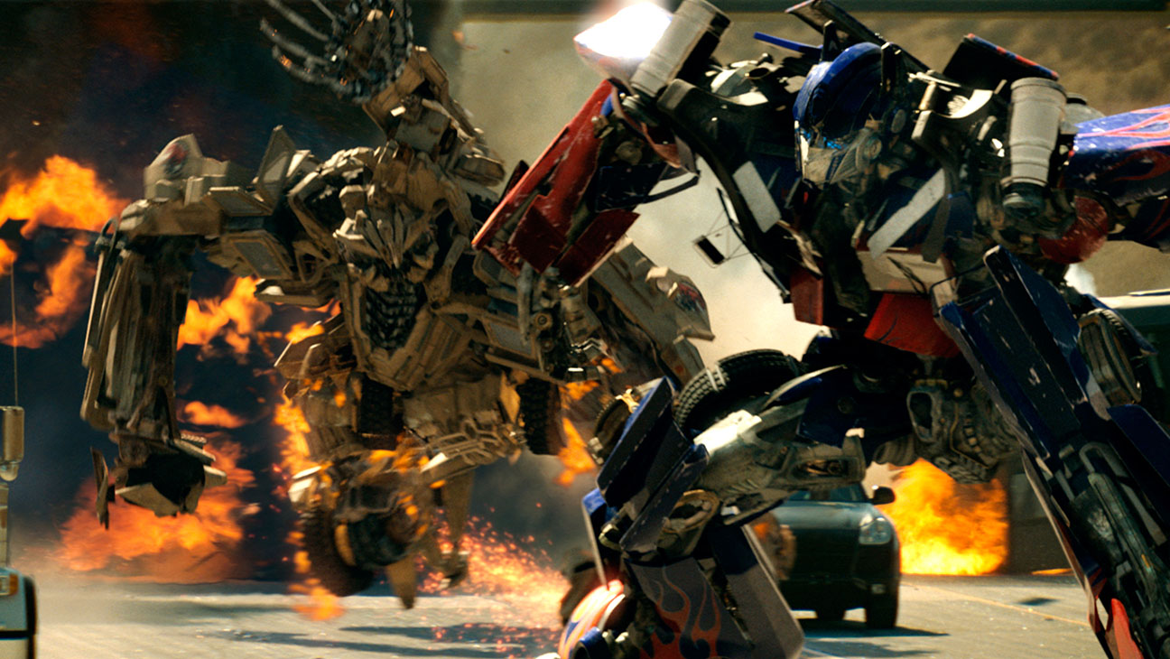 'Transformers' (2007)