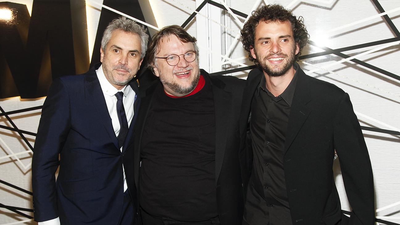Alfonso Cuaron Guillermo del Toro Jonas Cuaron MoMA H 2014