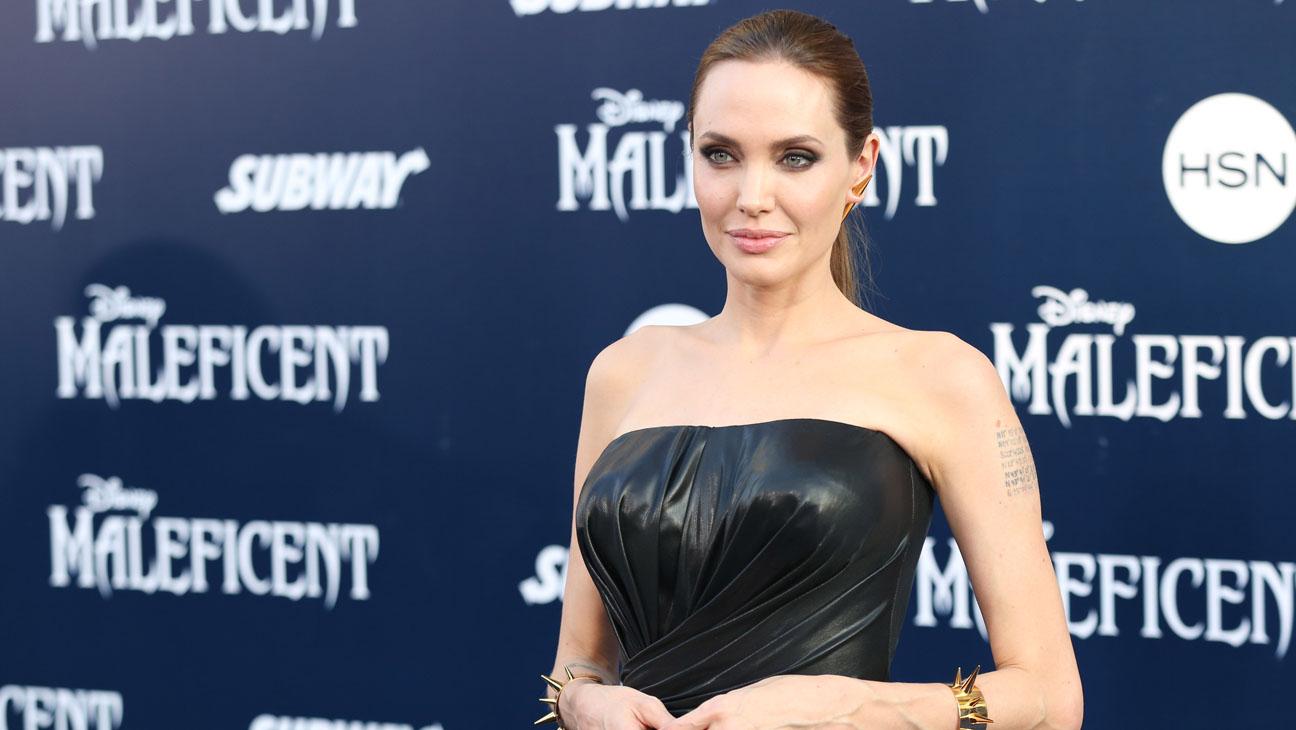 Angelina Jolie - H 2014