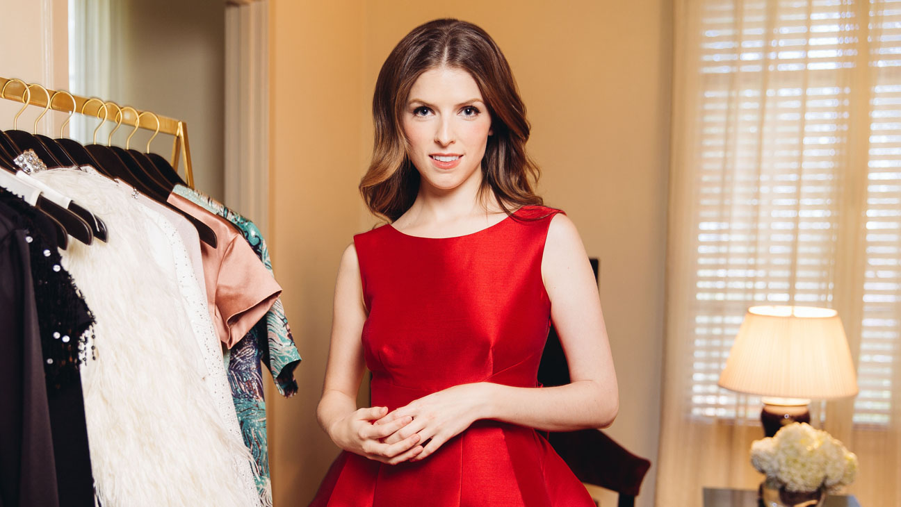 Anna Kendrick Chateau Marmont - H 2014