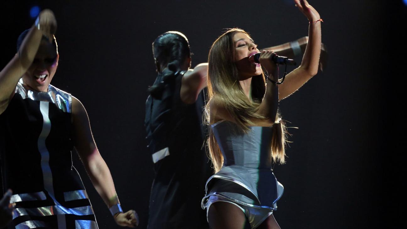 Ariana Grande EMAs - H 2014
