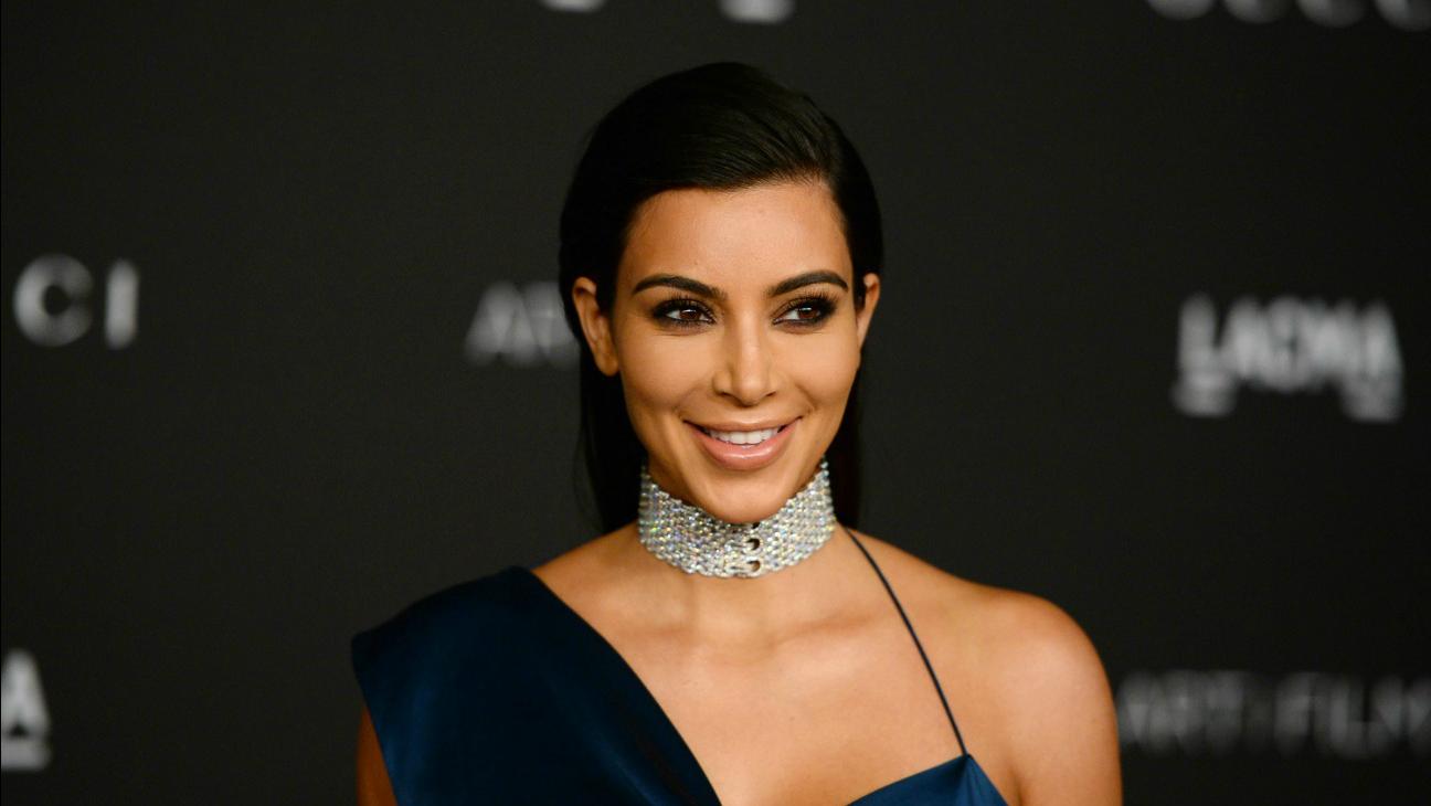 Kim Kardashian - H 2014