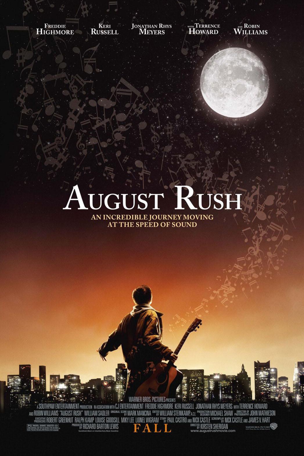 August Rush Poster - P 2014