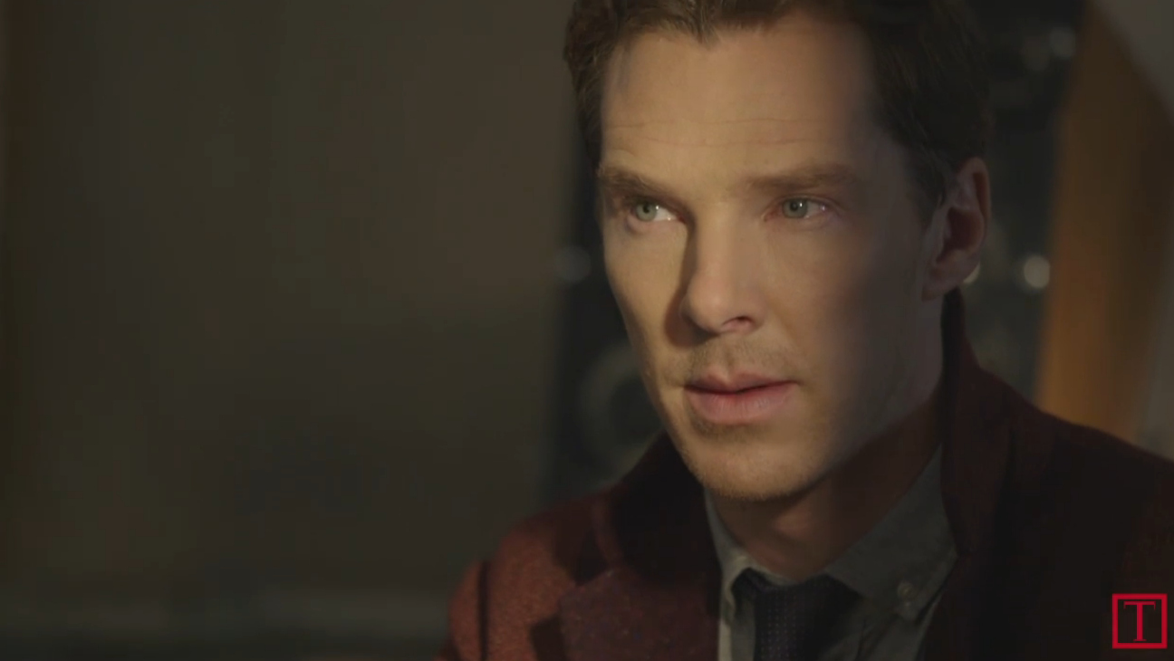 Benedict Cumbercatch Time Interview - H 2014