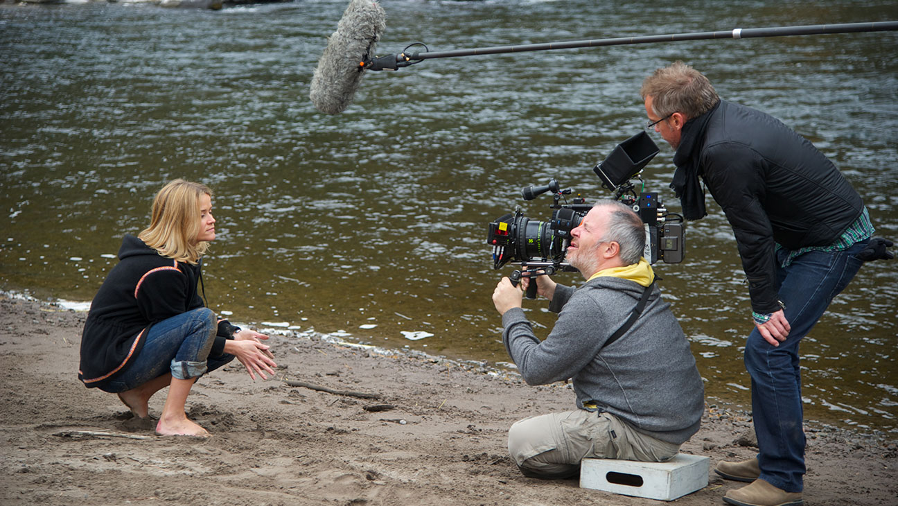 Behind the Screen Filming Wild - H 2014