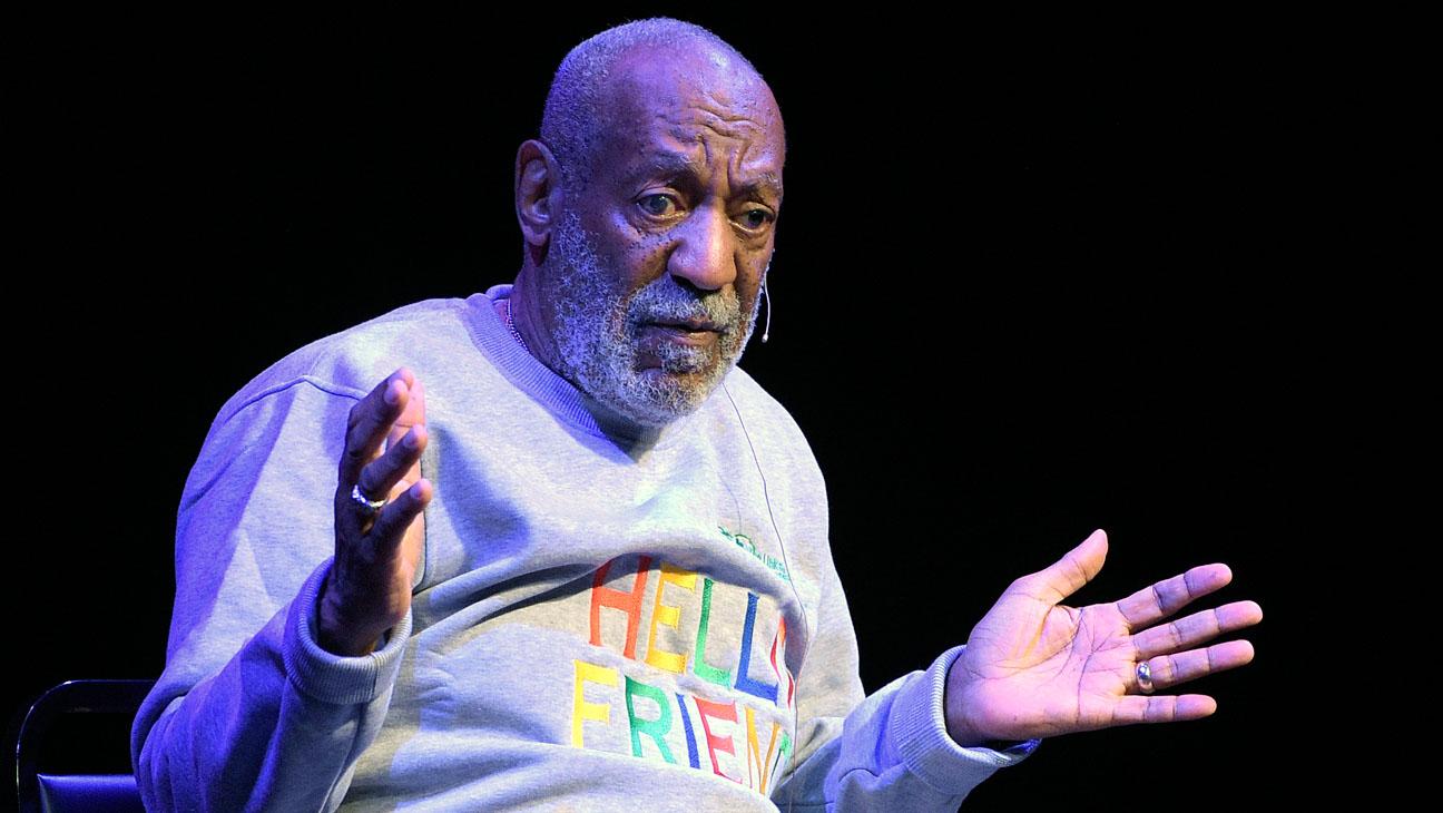 Bill Cosby Spiral - H 2014