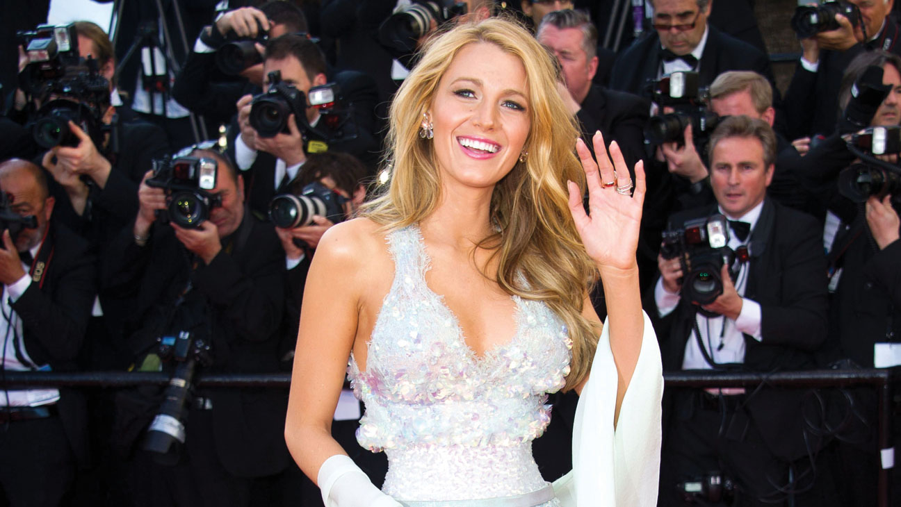 Blake Lively Beauty Horizontal - H 2014