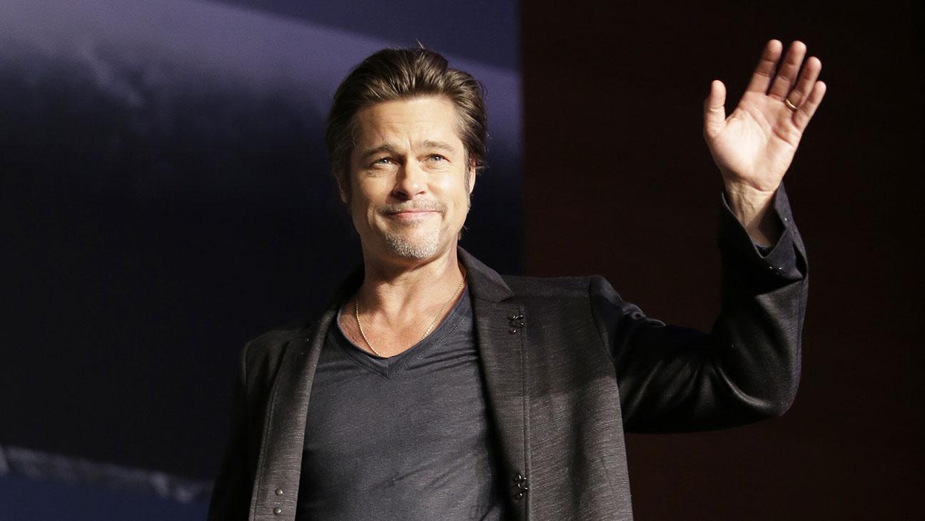 Brad Pitt - H 2014
