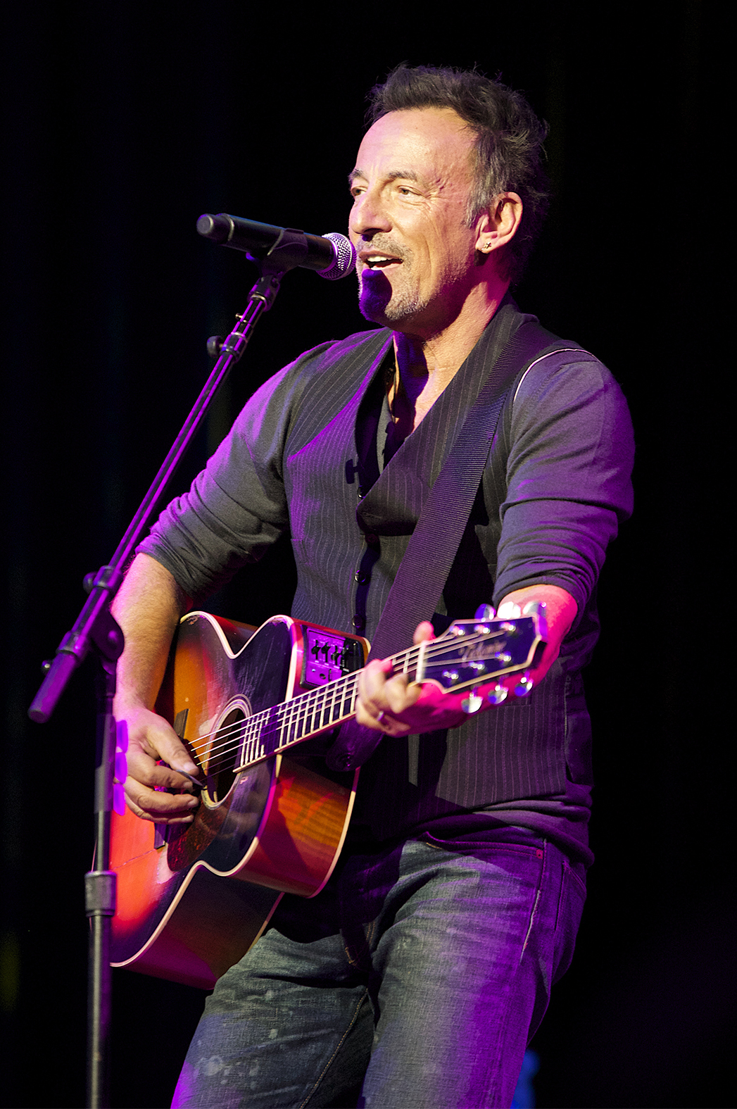 Bruce Springsteen heroes 2014 P