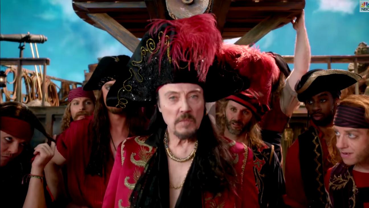 Christopher Walken Hook - H 2014