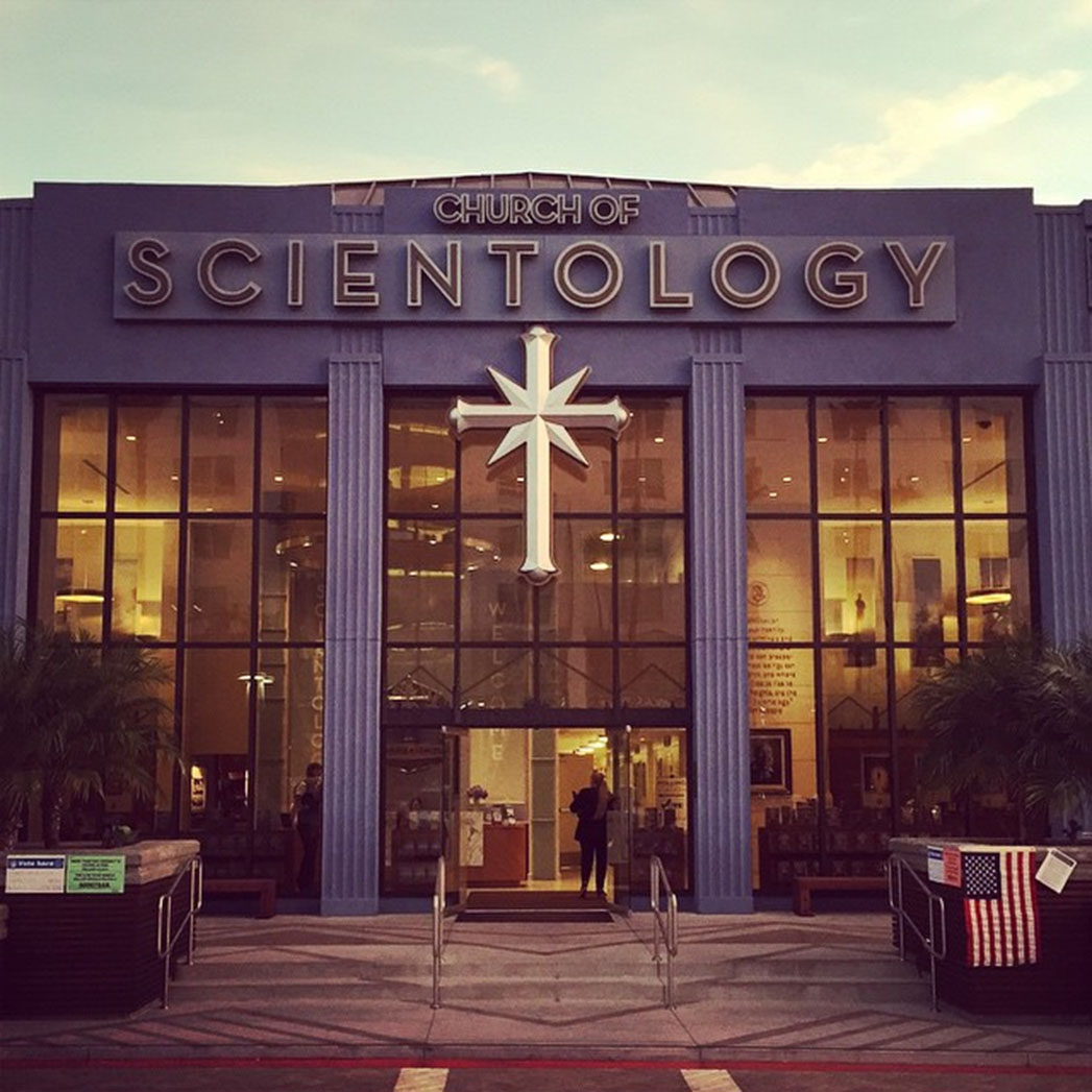 Church of Scientology Polling Place - P 2014