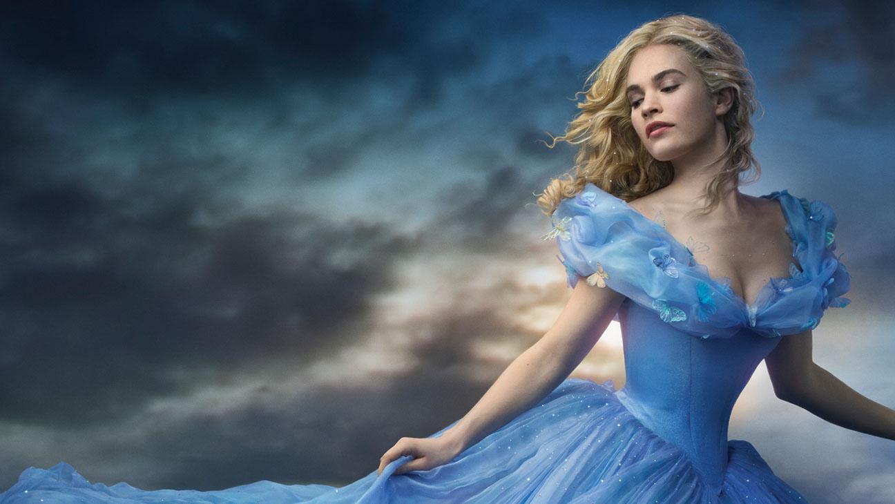 Cinderella Poster Main - H 2014