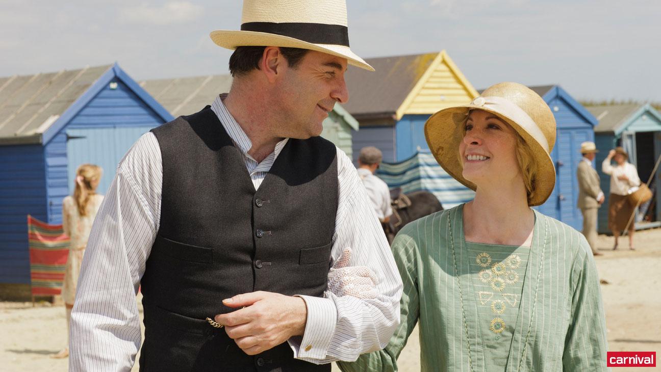 Downton Abbey Season 4 Part 8 Finale Coyle Froggatt - H 2014