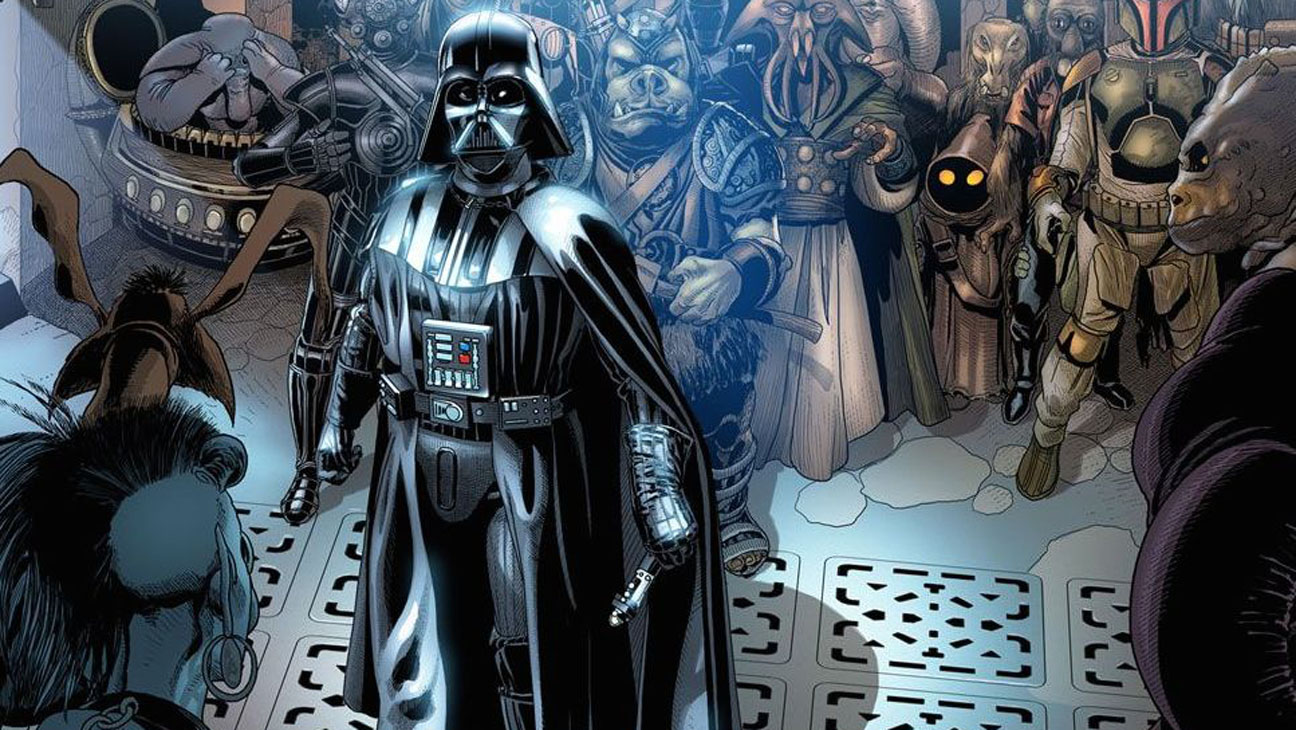 Darth Vader Preview - H 2014