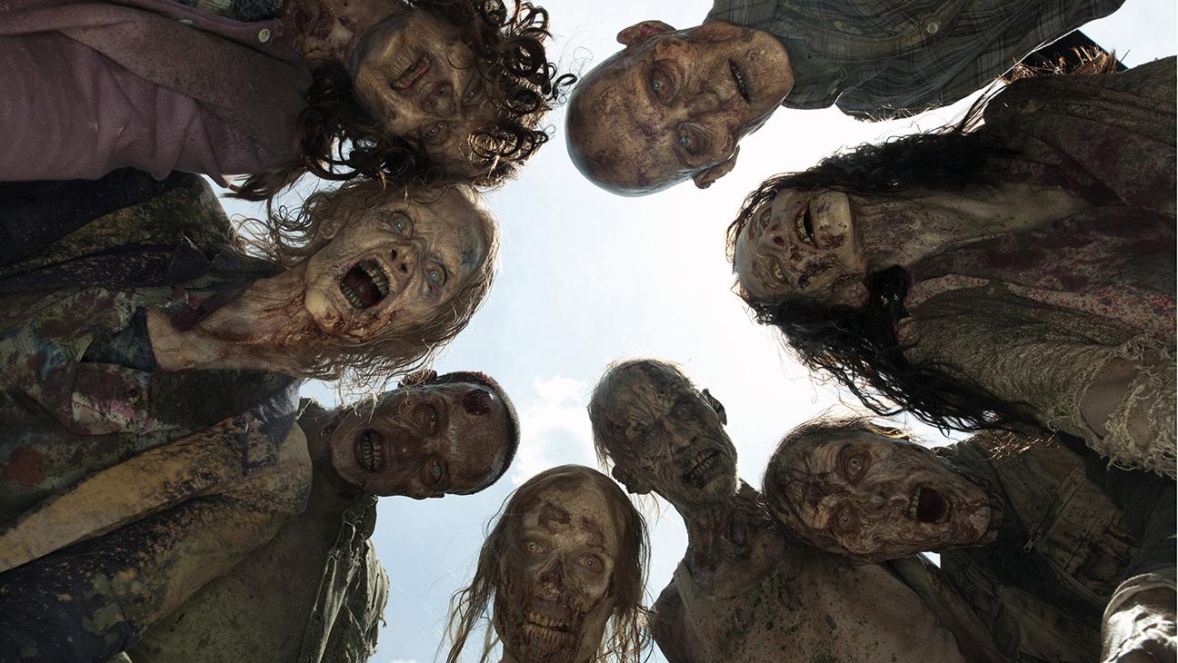 The Walking Dead Walkers - H 2014