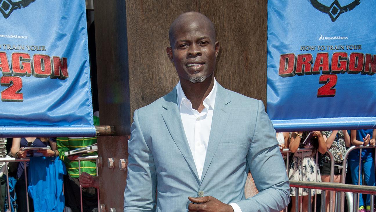 Djimon Hounsou - H 2014