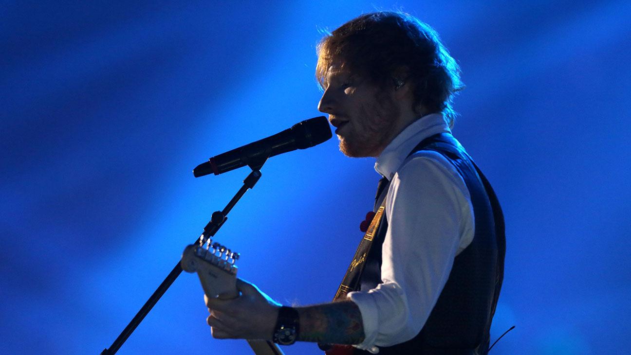 Ed Sheeran - H 2014