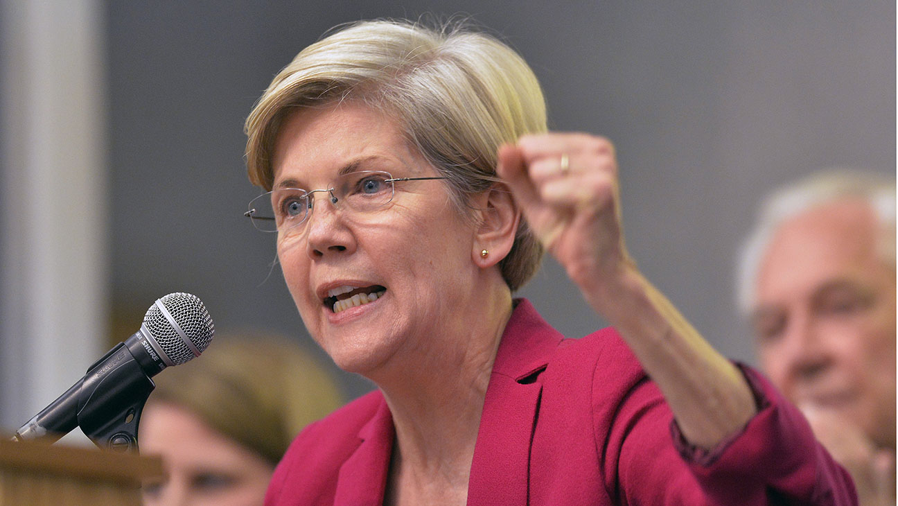 Elizabeth Warren - H 2014