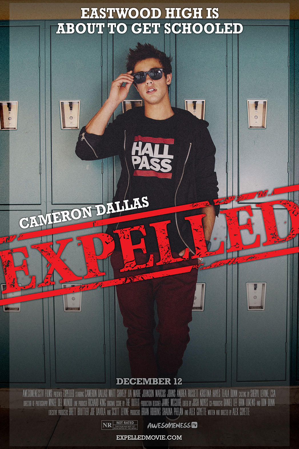 Expelled Poster Art - P 2014