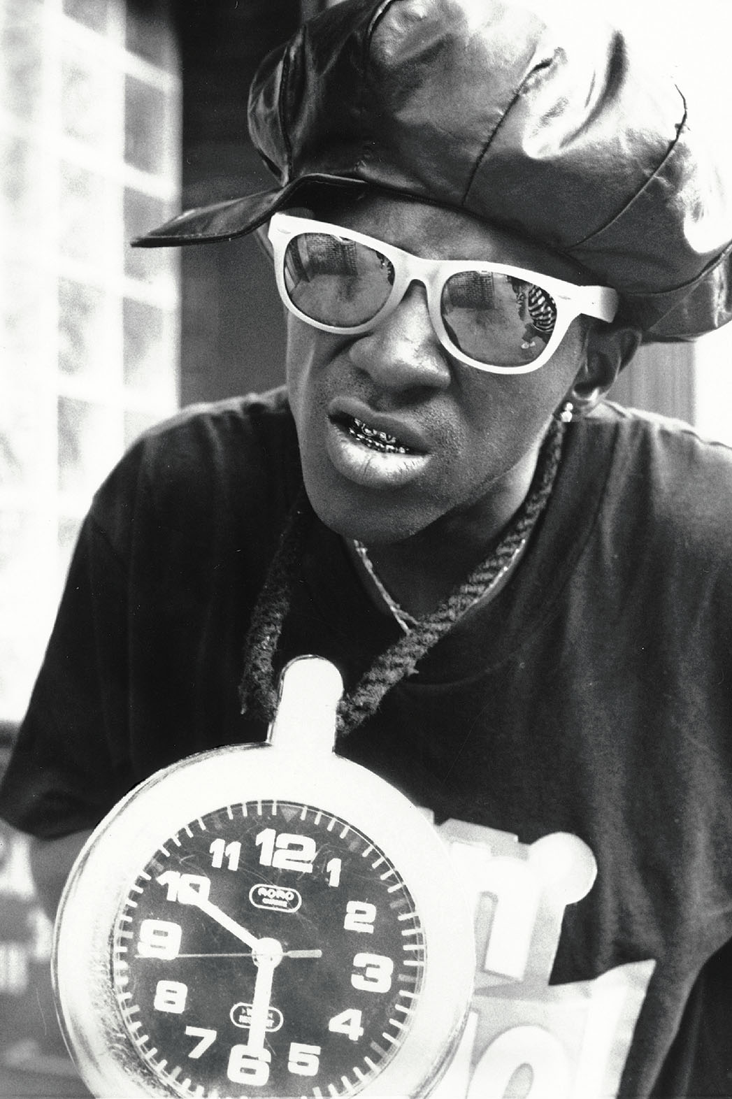 Flavor Flav Made the Clock His Signature Accessory - P 2014