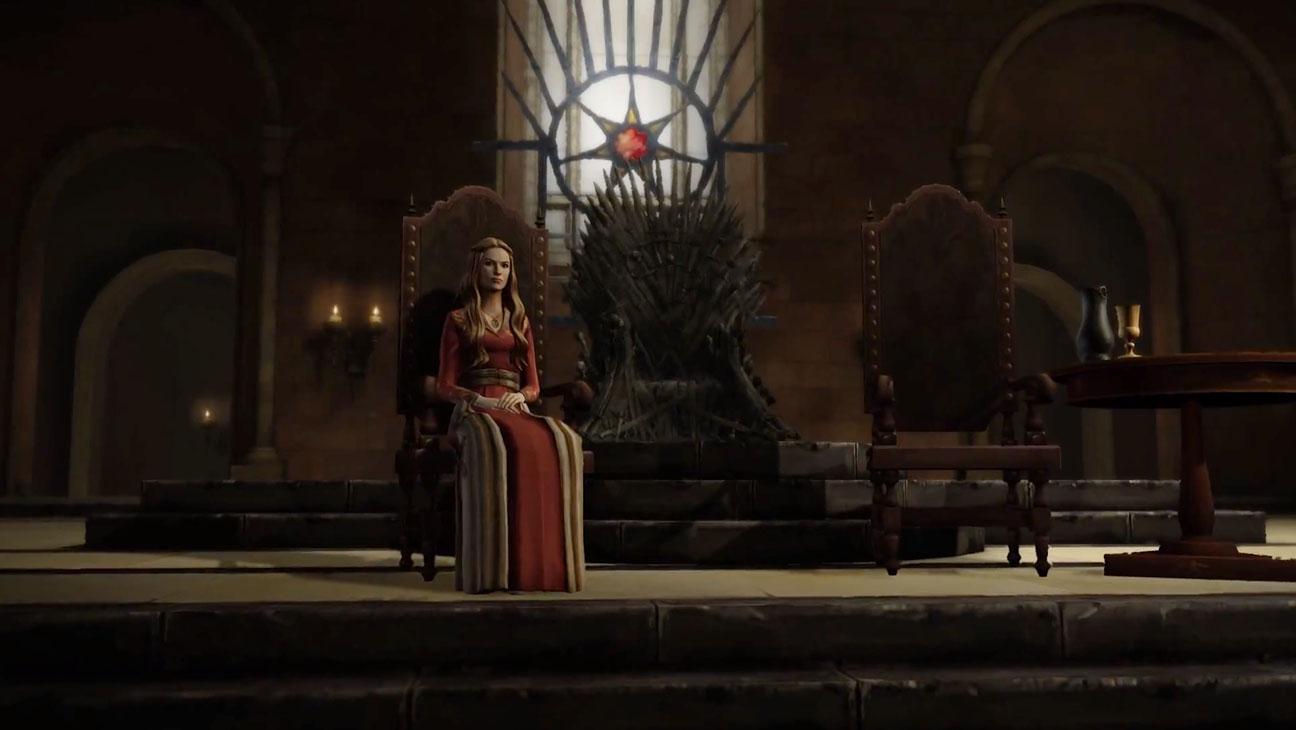 Game Of Thrones Telltale Games Teaser Trailer Still - H 2014