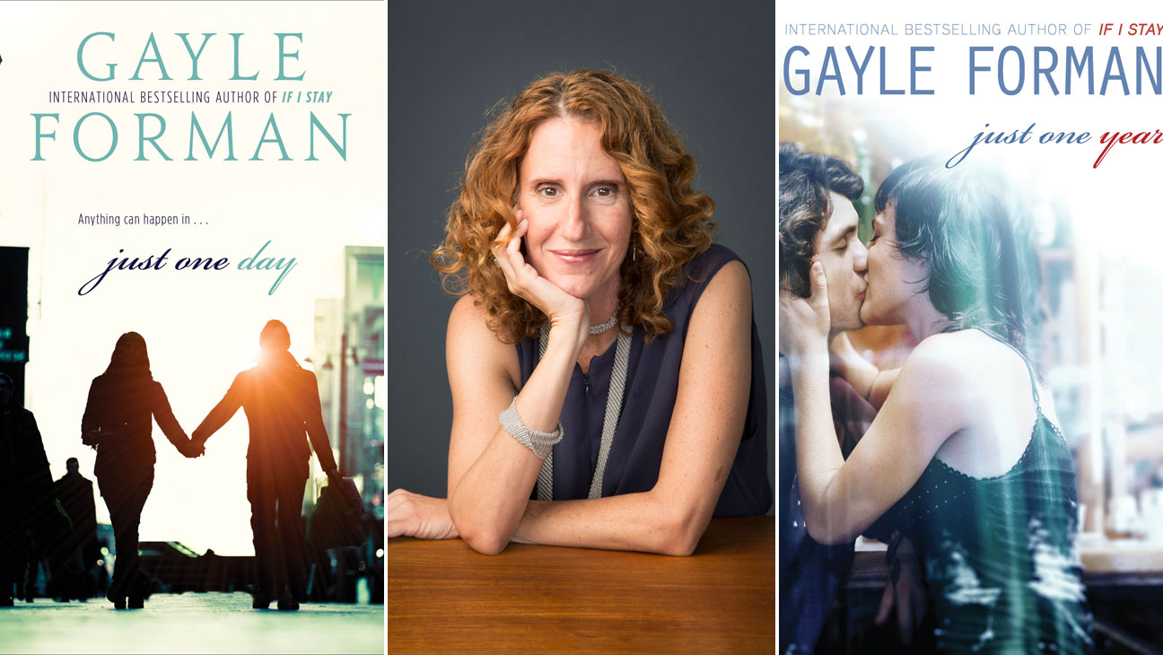 Gayle Forman Just One Day - H 2014