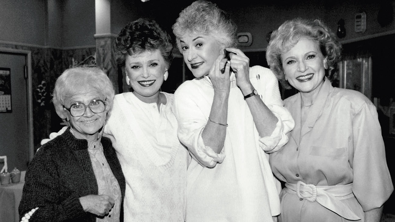 Golden Girls Heated Up the Small Screen - H 2014