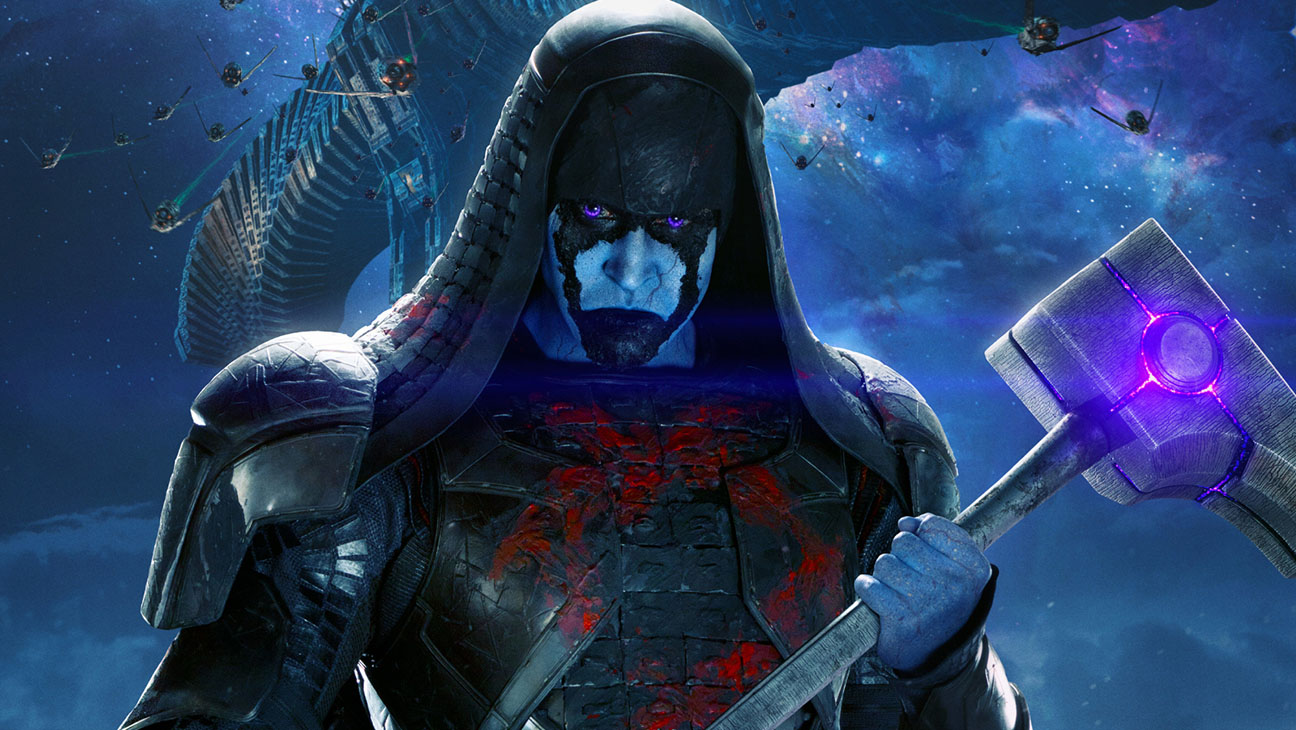 Guardians of the Galaxy Ronan - H 2014