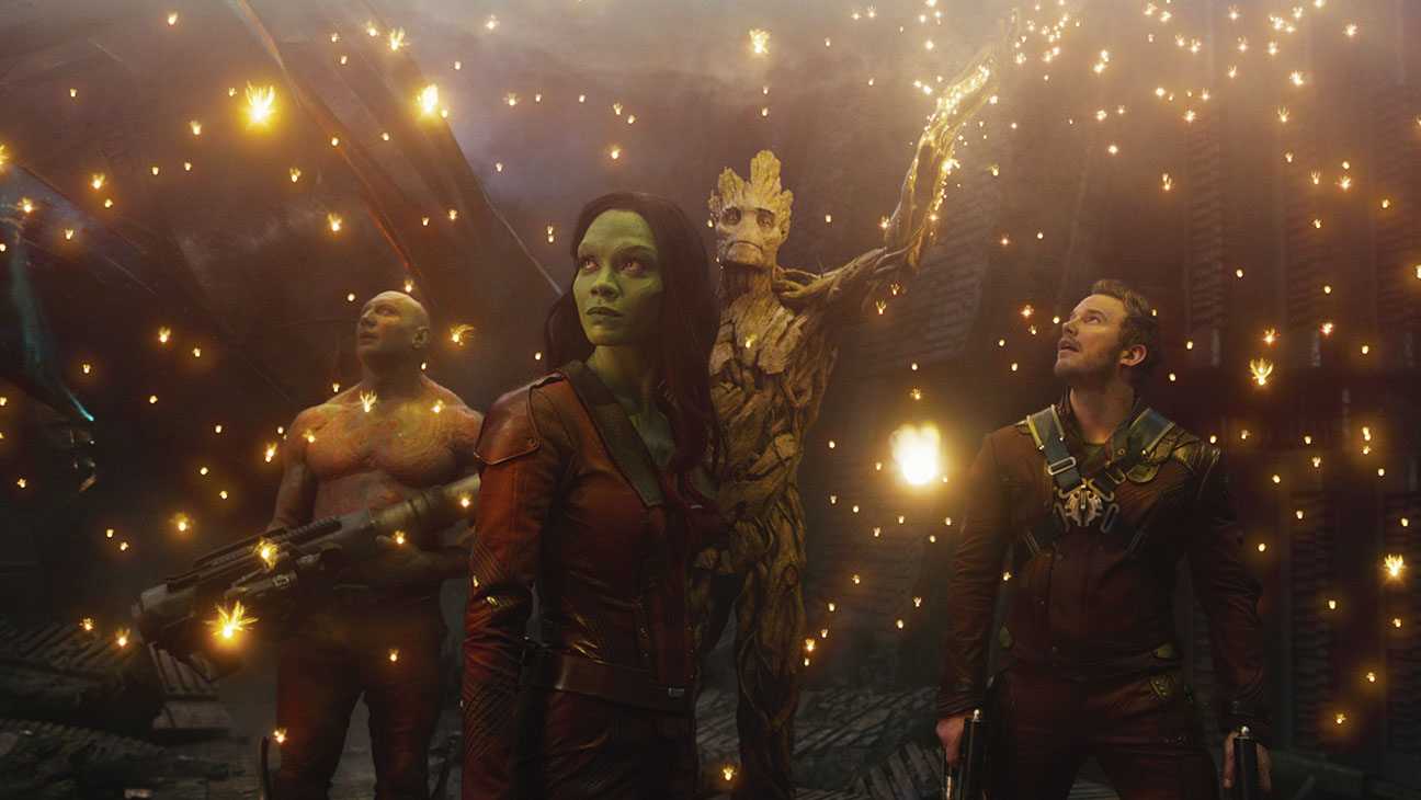 Guardians of the Galaxy VFX - H 2014