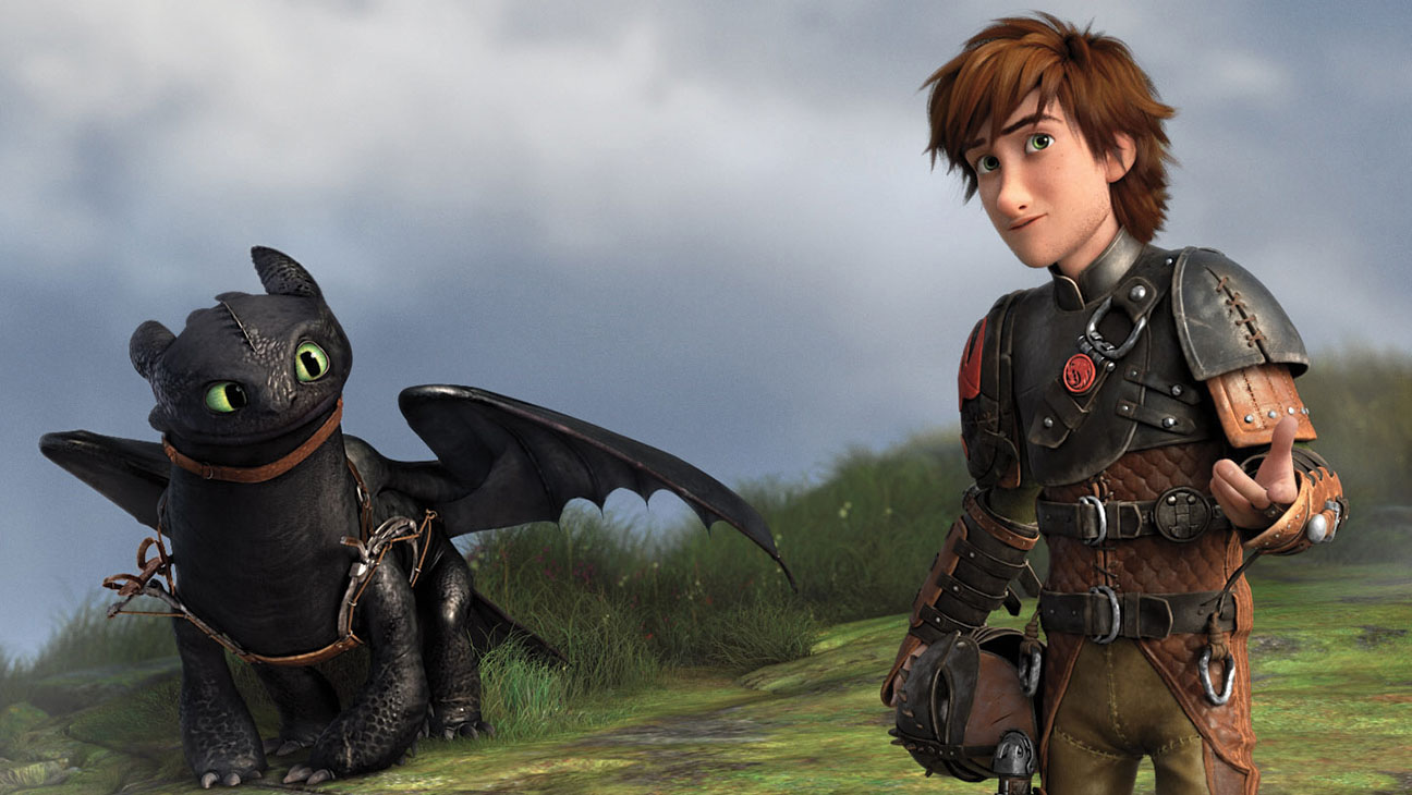 How to Train Your Dragon 2 Still - H 2014