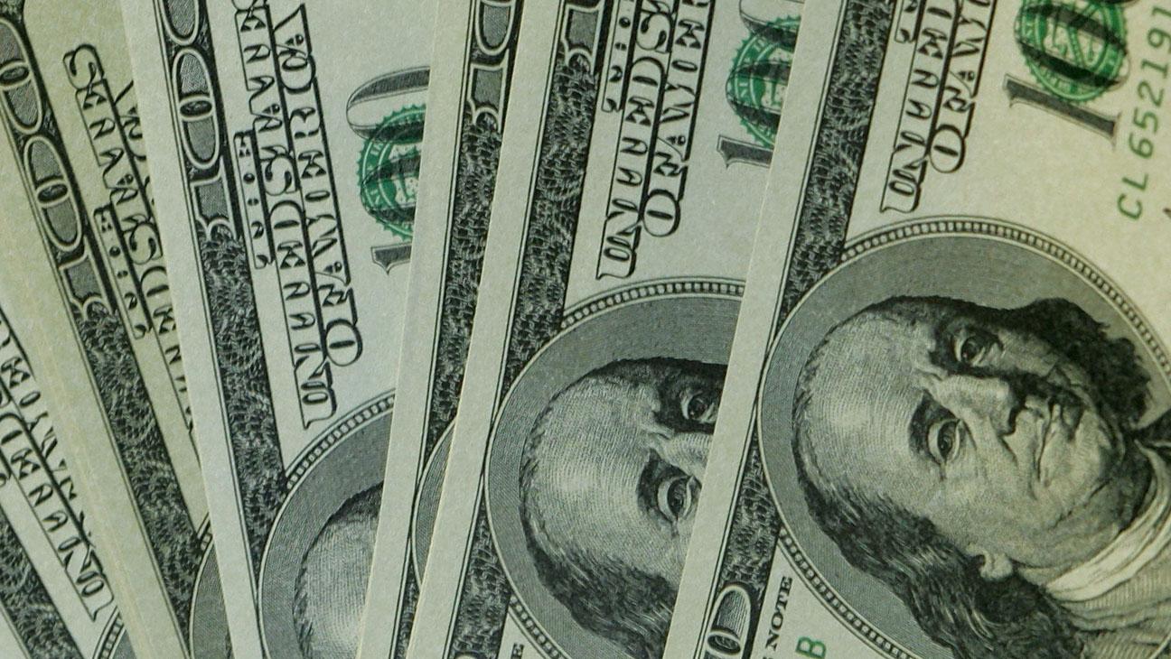 Hundred Dollar Bills - H 2014